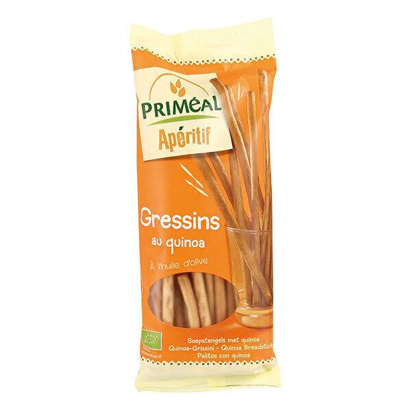 Priméal - Gressins quinoa 120g