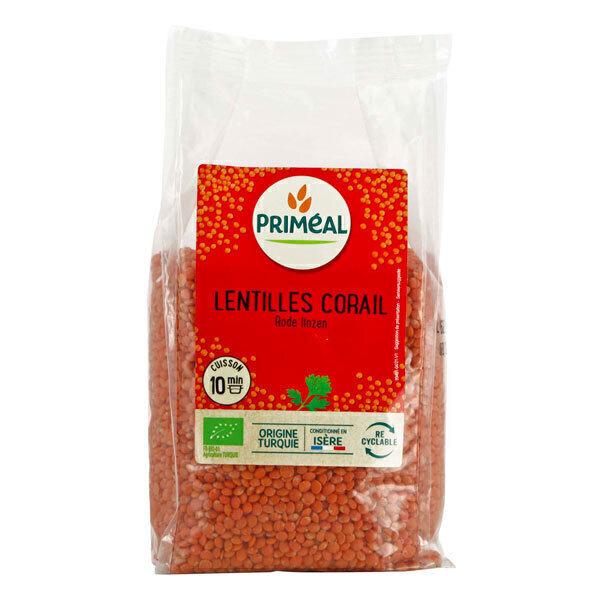 Priméal - Lentilles corail 500g