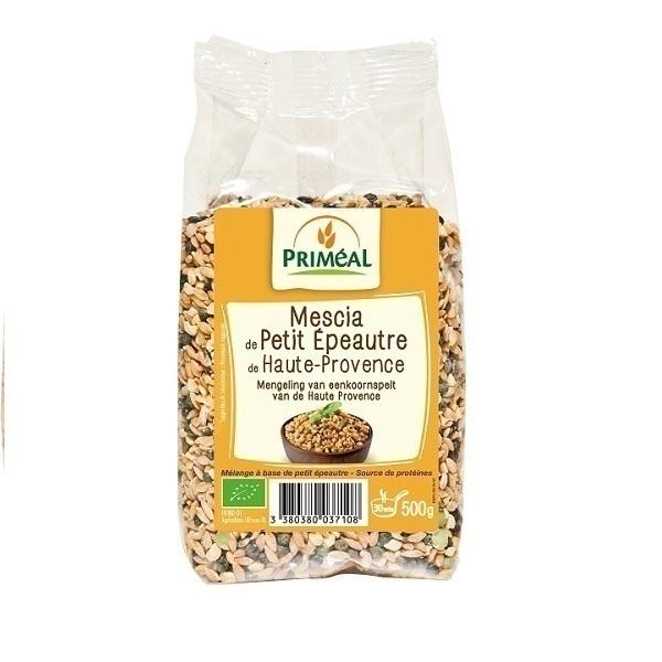 Priméal - Mescia de Petit Épeautre de Haute Provence 500g