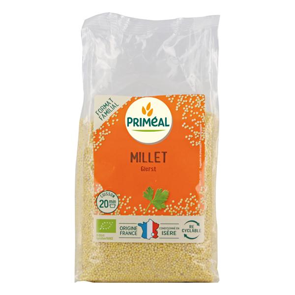 Priméal - Millet décortiqué France 1kg