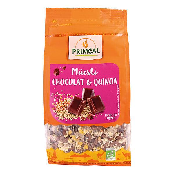 Priméal - Müesli chocolat & quinoa 350g