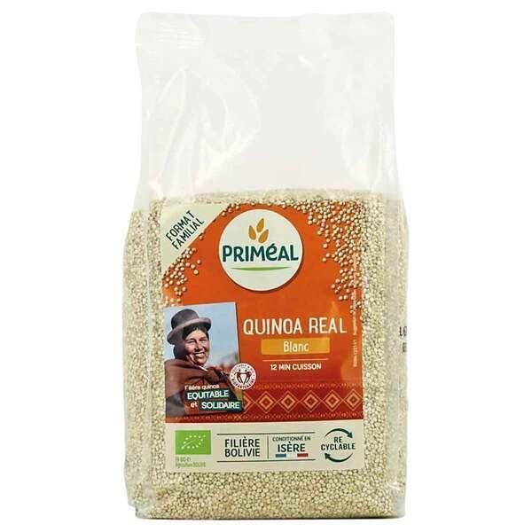 Priméal - Quinoa Real blanc 1kg