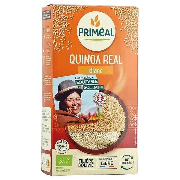 Priméal - Quinoa Real blanc 500g