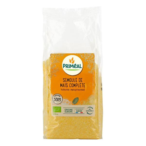 Priméal - Semoule de maïs complète 500g