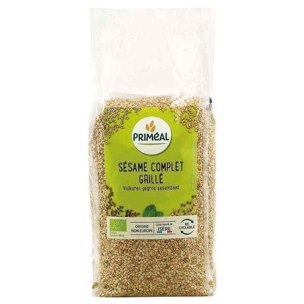 Priméal - Sésame complet grillé 500g