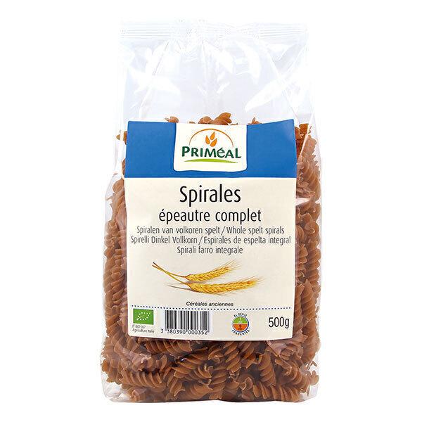 Priméal - Spirales épeautre complet 500g
