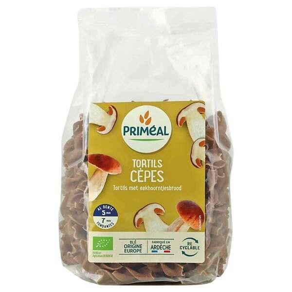 Priméal - Tortils aux cèpes 250g