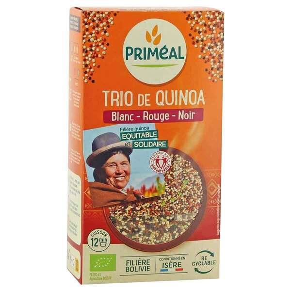 Priméal - Trio de quinoa 500g