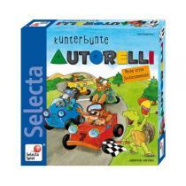 Selecta - Autorelli multicoloré, de 2ans et demi à 5ans