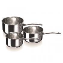 Beka - Série de 3 casseroles Chef