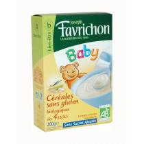 Favrichon - Baby Getreide-Mischung - 200 g