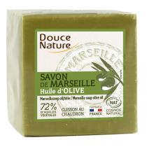 Douce Nature - Savon vert de marseille à l'huile d'olive 600g