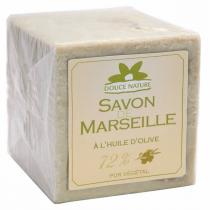 Douce Nature - Savon vert de Marseille à l'huile d'olive 300gr