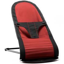 Babybjorn - Transat bébé Balance 4 modèles en 1, coloris Noir Rouge