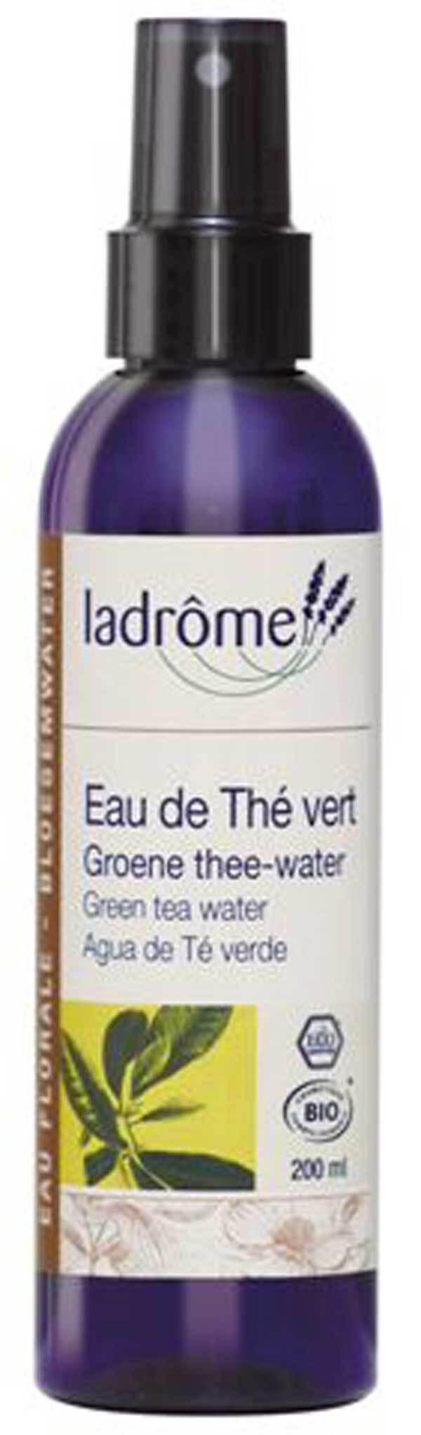 Ladrôme - Eau florale the vert, 200ml