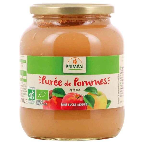 Priméal - Purée de pommes 700g