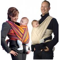 Amazonas - Echarpe de portage longue, Carry Sling,  taille au choix