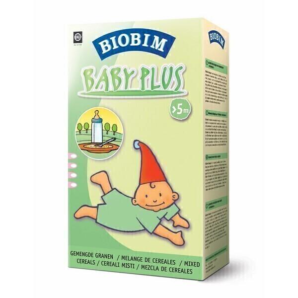 Biobim - Bouillie Baby Plus céréales - Dès 5 mois