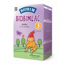 Biobim - Lait de croissance BiobimLac 3ième âge - Dès 10 mois