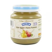 Biobim - Petit pot pomme poire 125g - Dès 4 mois