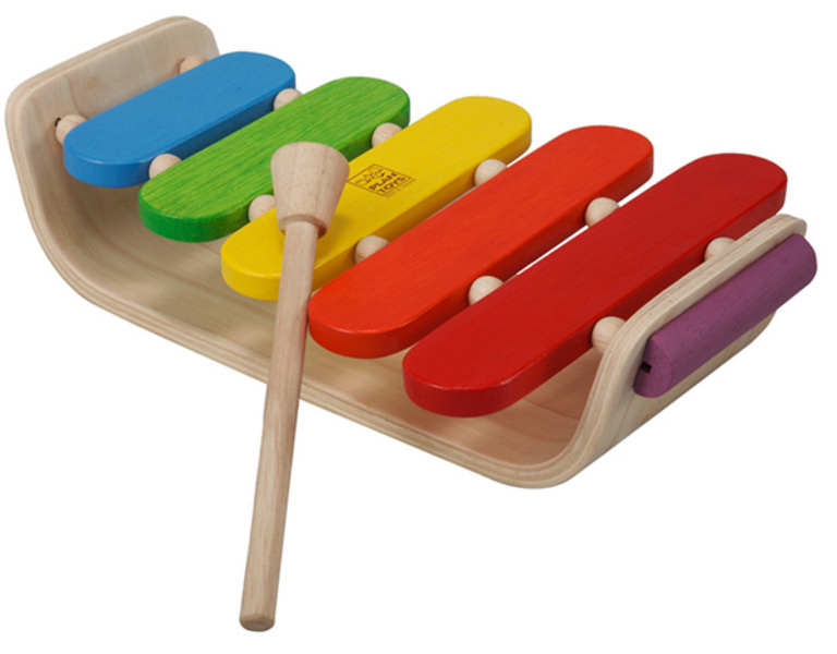 PlanToys - 64052 Oval Xylophone