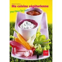 Editions La Plage - Livre  Ma cuisine végétarienne pour tous les jours  de G.Leureux