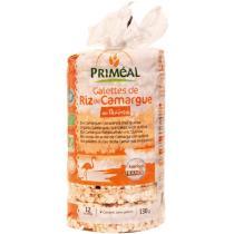 Priméal - Galettes de riz de Camargue au quinoa, 130 g