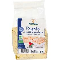 Priméal - Polenta à la méditerranéenne, 250 g