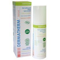 Dermatherm - BABYCLEAR Gel Nettoyant Moussant 150ml