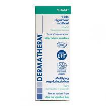 Dermatherm - PURMAT Fluide Régulateur Matifiant 50ml