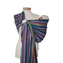 Storchenwiege - Echarpe de portage, Ringsling, modèle Inca