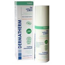 Dermatherm - PURNET Gel Nettoyant Purifiant 150ml