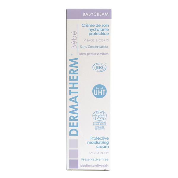 Dermatherm - BABYCREAM Crème de Soin Hydratante Bébé 150ml