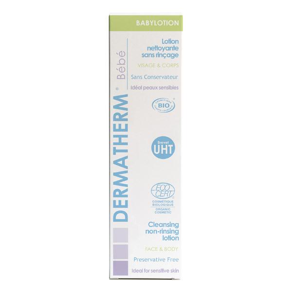 Dermatherm - BABYLOTION Lotion Nettoyante Sans Rinçage 150ml