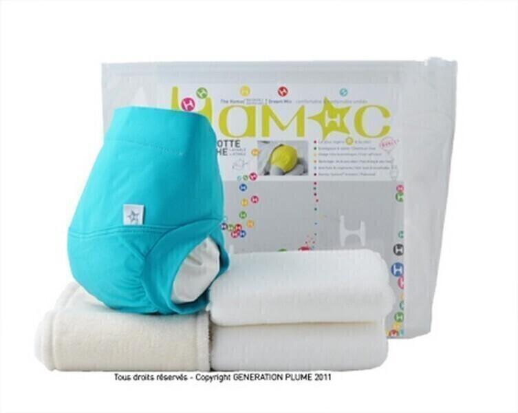 kit d 39 essai couche hamac coloris turquoise la r f rence bien tre bio b b. Black Bedroom Furniture Sets. Home Design Ideas
