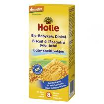 Holle - Biscuits à l'épeautre pour bébé - dès 8 mois