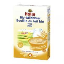 Holle - Bouillie bébé au lait et au millet - après le mois 4 - Holle