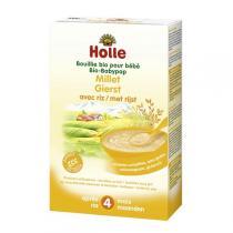 Holle - Bouillie bébé au millet 250gr