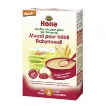 Holle - Bouillie muesli pour bébé 250g - Dès 6 mois