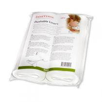 Imsevimse - 2 x 100 Flushable Nappy Liners