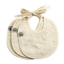 Imsevimse - Organic Cotton Dribble Bibs, Pack of 3