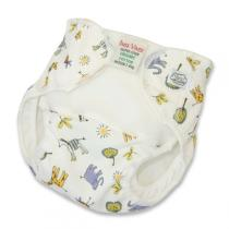 Imsevimse - Safari animals Nappy Cover