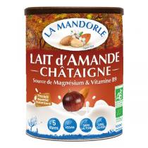La Mandorle - Almond Milk with Chestnut flavour - Powder 400g