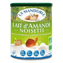 La Mandorle - Latte di mandorla e nocciola Fior di Nocciola 400g