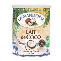 La Mandorle - Latte di Cocco Light  Fior di Cocco  400g
