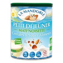 La Mandorle - Frühstücksdrink Haselnuss und Getreide