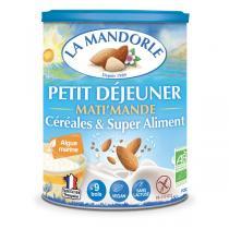 La Mandorle - Latte di Mandorla ai Cereali 400 g