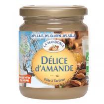 La Mandorle - Crema spalmabile Delizia di Mandorla 400g