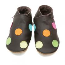 Starchild - Polka Dot In Chocolate And Multi Colours