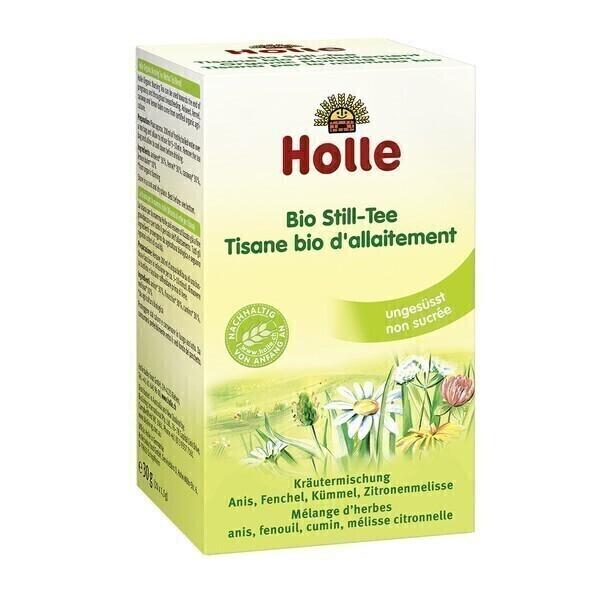 Holle - Tisane bio d'allaitement 20 sachets